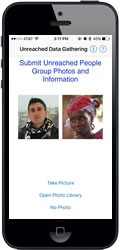Apple Photo and Data Gathering app.