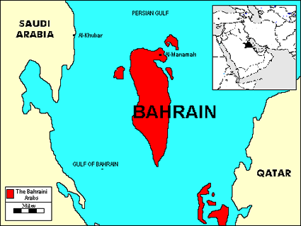 Arab, Bahraini in Oman