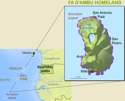 Map of Fa D'ambu in Spain