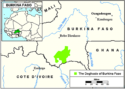 Dogose in Burkina Faso