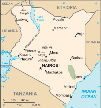 Pokomo in Kenya