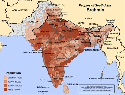 Brahmin in India